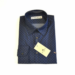 GANT - Camicia uomo maniche lunghe pinpoint oxford bd ls regular fit