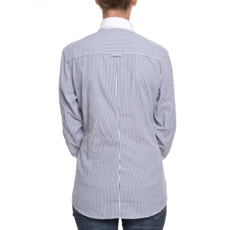 GANT - Sweat jacket donna con zip e tasche