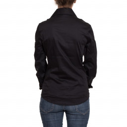 GANT - Pantaloni donna bootcut regular fit