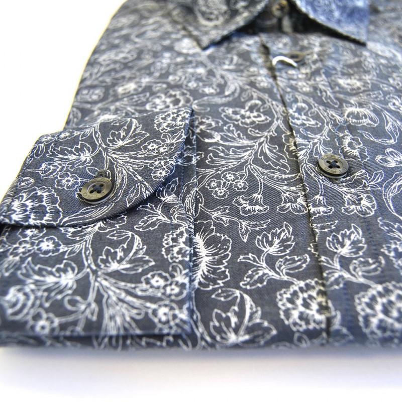 GANT - Camicia donna eg pique stretch round collar